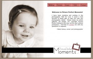 Picture Perfect Moments