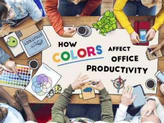 How Colors Affect Workplace Productivity