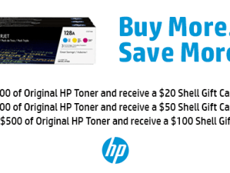 Buy More, Save More From HP and Office Essentials