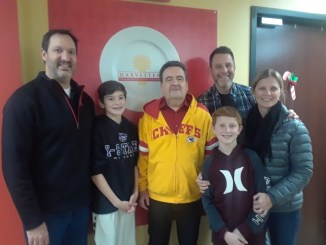 OE's Kansas City Team Volunteering at Harvester's Food Bank