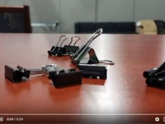 binder clip hacks video