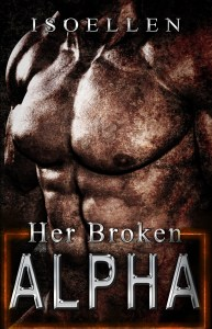 Book Cover: Her Broken Alpha