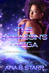 Book Cover: The Assasin's Omega