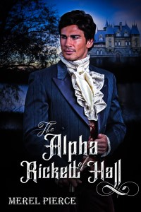 Book Cover: The Alpha of Rickett Hall