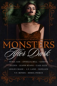 Book Cover: Monsters After Dark: A Beastly Paranormal Romance Anthology