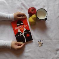 Fahrenheit 451 ♥ Ray Bradbury: livro e adaptações