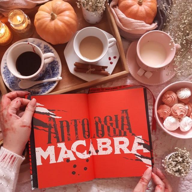 Resenha da Antologia Macarba organizada por Hans-Åke Lilja e publicado pela DarkSide Books.