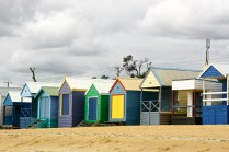 Bathing Boxes, VIC