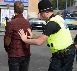 Stop And Search – A Peace Offering (Of Sorts)