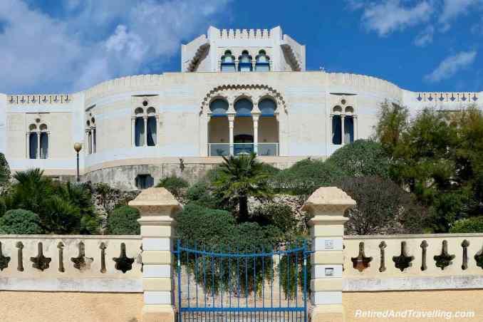 Santa Maria di Leuca Building - Adriatic meets the Ionian Sea From Puglia Italy.jpg