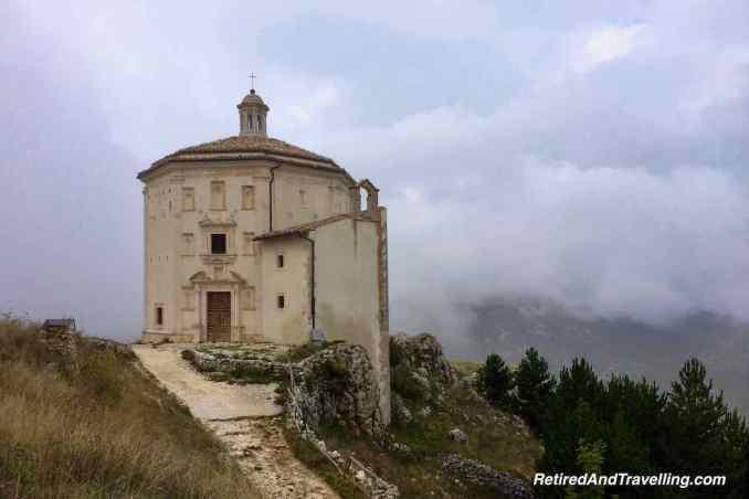 Calascio Rocca Church.jpg