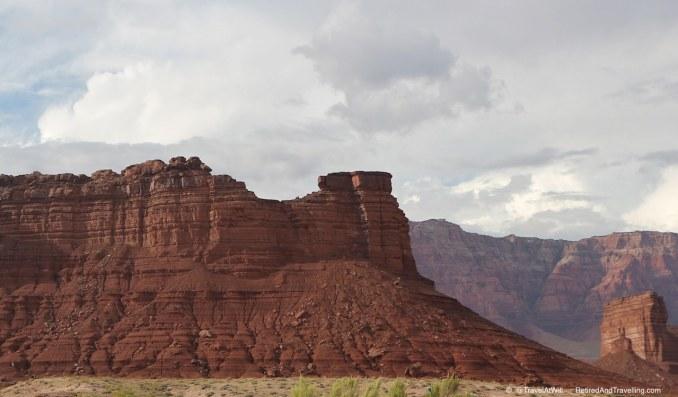 Drive North to South Grand Canyon Rim - Arizona Red Earth.jpg