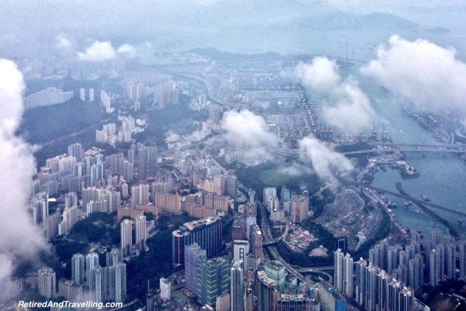 Hong Kong From The Air - Travel to SE Asia.jpg