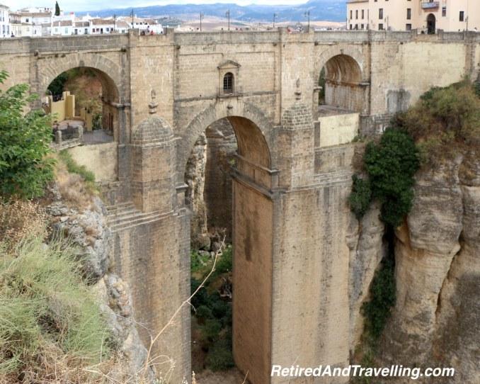 Ronda Bridge View - Spanish Hill Town.jpg