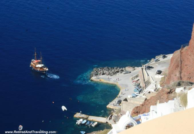 Oia Harbour Blue Water - Iconic Views of Santorini and Mykonos.jpg