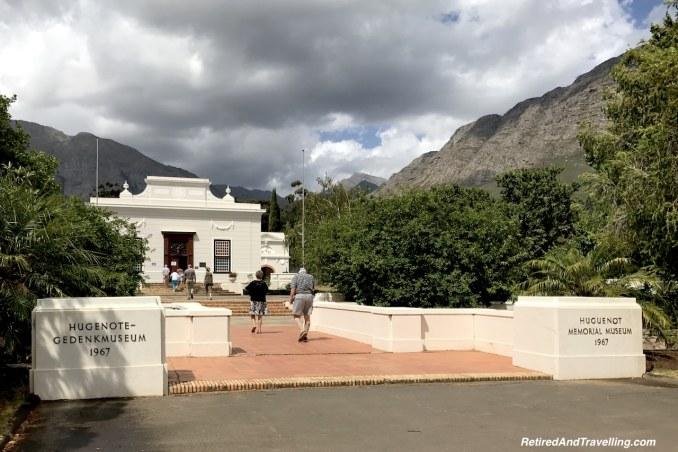 Huguenot Museum in Franschhoek - Wine Tour in Stellenbosch.jpg