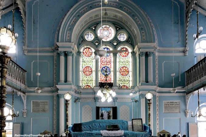 Mumbai Keneseth Eliyahoo Synagogue - Religious Diversity on a Tour of Mumbai.jpg