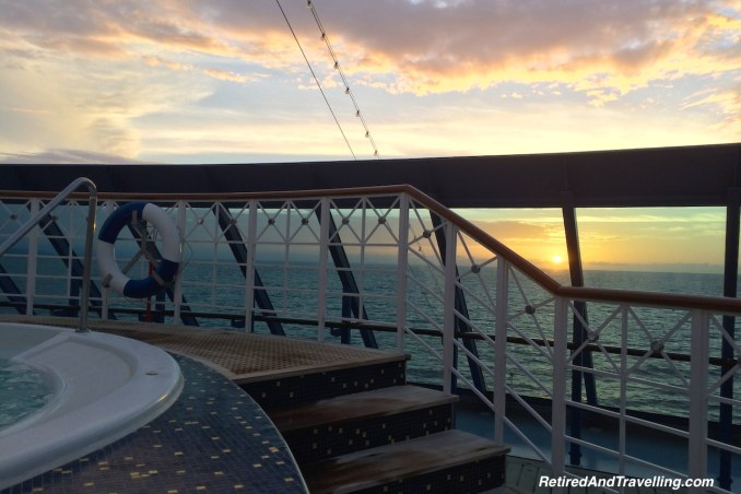 Sunsets on a Cruise Ship - Things To Consider When Caribbean Cruising.jpg