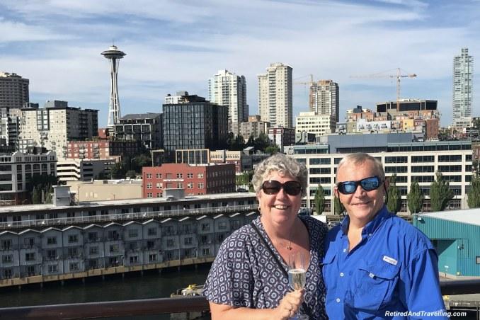 Oceania Cruises Regatta Leaves Seattle - Alaska Cruise From Seattle.jpg