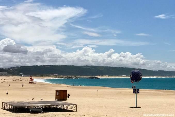 Beach Sand - Beach Town of Nazaré.jpg