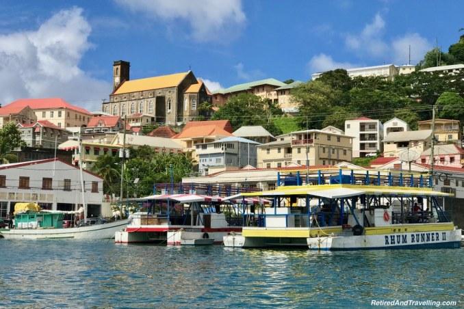 St George's Harbour Grenada With Grenada Seafaris - Explore The Underwater Sculptures in Grenada.jpg