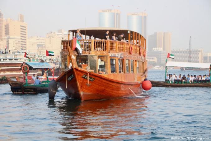 Dhows Duba Creek - Things To Do In Dubai.jpg