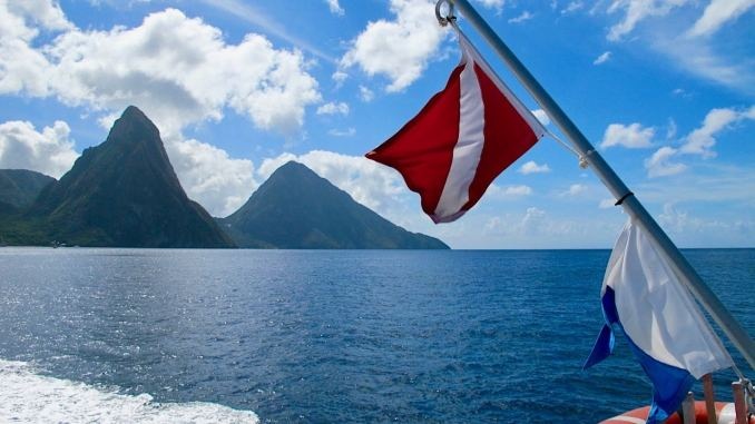 Scuba Dive Under The Pitons In St. Lucia.jpg