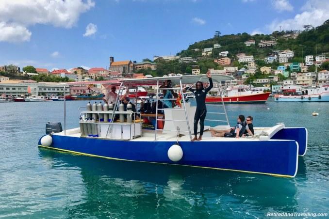 Grenada Eco Dive Boat - Scuba Diving in Grenada.jpg