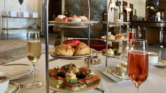 Afternoon Tea and Champagne at St Regis Washington.jpg