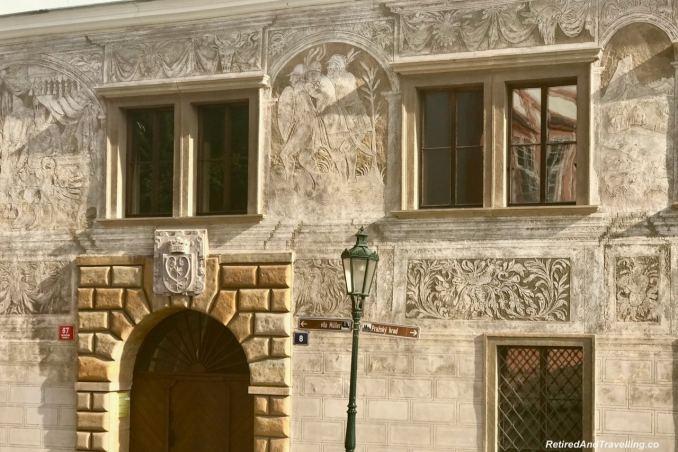 Sgrafito Prague Castle Complex - Buildings And Architecture Of Prague.jpg