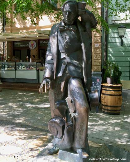 Lewis Carroll Bratislava Statue - Quick Visit To Bratislava.jpg