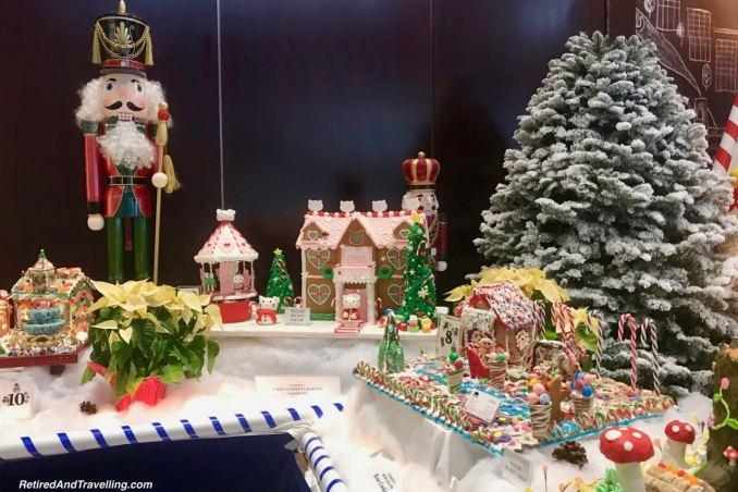 Vancouver Hyatt Regency Gingerbread - Christmas Holiday Spirit In Vancouver.jpg