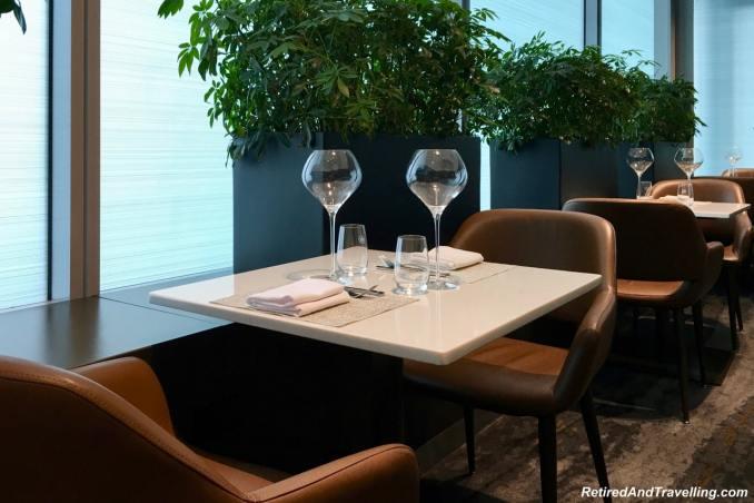 Air Canada Signature Lounge - Executive Lounge Etiquette.jpg
