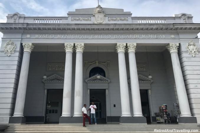 Bacardi Museum Santiago de Cuba - Cruise Stops In Santiago de Cuba and Cienfuegos.jpg