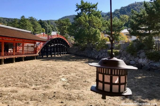 Vermillion Bridge Itsukushima Shrine - Miyajima Island When In Hiroshima.jpg