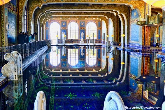 Hearst Castle Indoor Roman Pool - Road Trip Along The California Coast.jpg