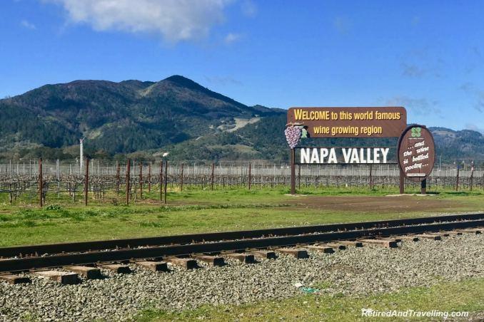 Napa Valley Wine Sign - Road Trip Along The California Coast.jpg