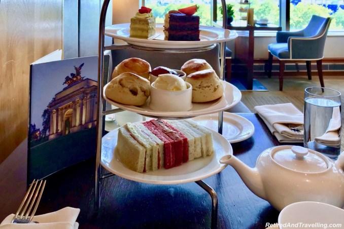 Afternoon Tea - Concierge Lounge - Intercontinental Park Lane.jpg