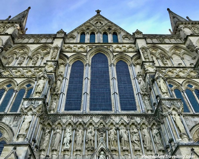 Salisbury Cathedral - Salisbury, Stonehenge and Windsor Castle Day Trip Between Southampton And London.jpg