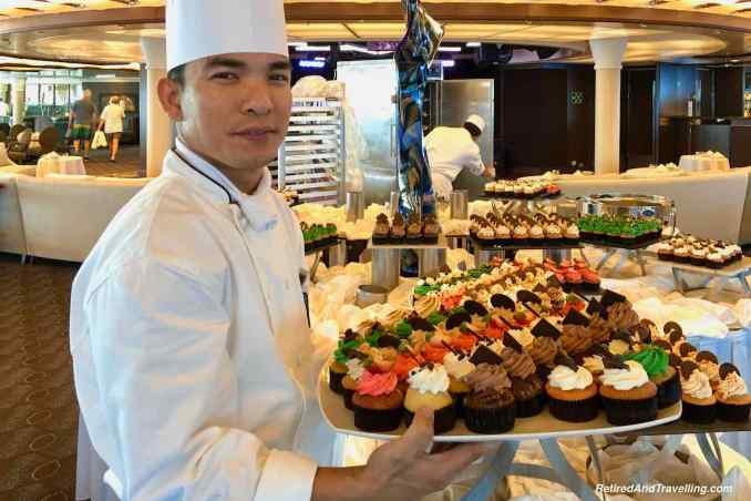 Oceania Cruises Marina Food Afternoon Tea - Delivering Customer Service Excellence In Good Times And Crisis.jpg