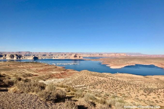 Lake Powell Wahweap Lookout Glen Canyon National Park - Road Trip Around Utah And Arizona.jpg