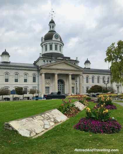 Waterfront Confederation Park City Hall - Along Lake Ontario To Kingston Ontario.jpg
