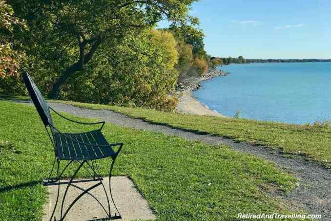 Port Hope East Beach - Along Lake Ontario To Kingston Ontario.jpg