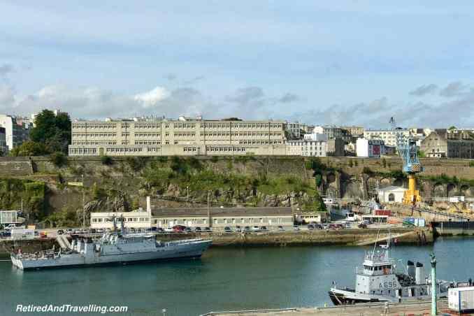Pont de Recouvrance Bridge Naval Boats - Things To Do In Brest France.jpg