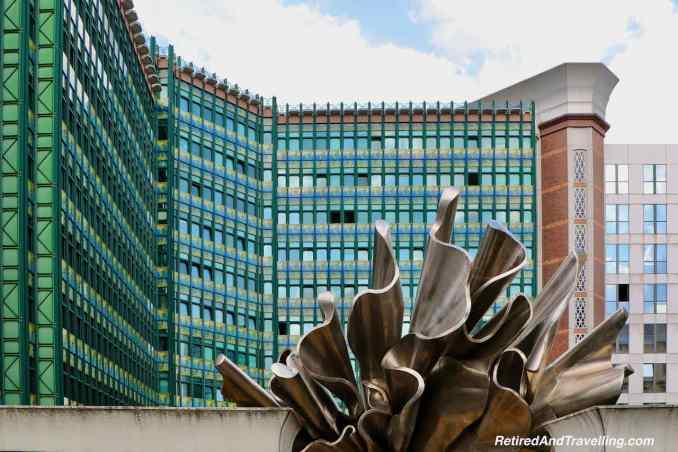 Modern Architecture - Vienna City Sights in Austria.jpg