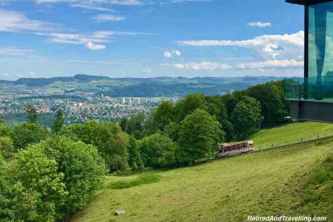 Views From The Top - Panoramic Bern From The Gurten Funicular in Switzerland.jpg