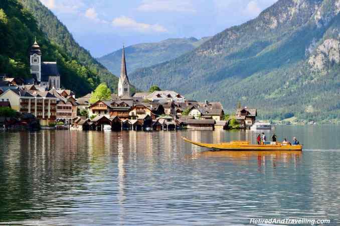 Austria Hallstatt Lake View Evangelical Church - Visit Central Europe For 6 Weeks.jpg