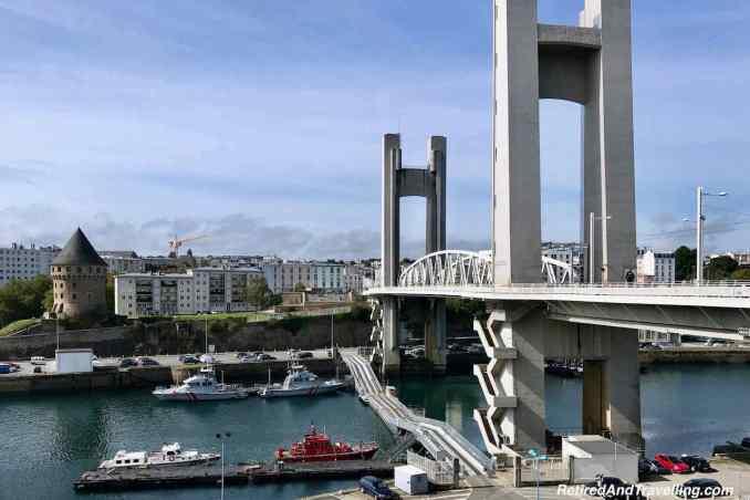 Brest Pont de Recouvrance France - Cruising Along The Coast Of Western Europe.jpg