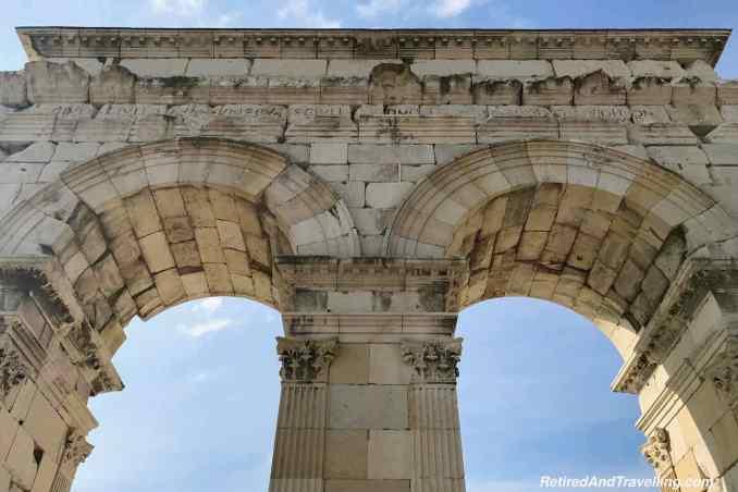 Saintes France Roman LArcde Tromphe.jpg