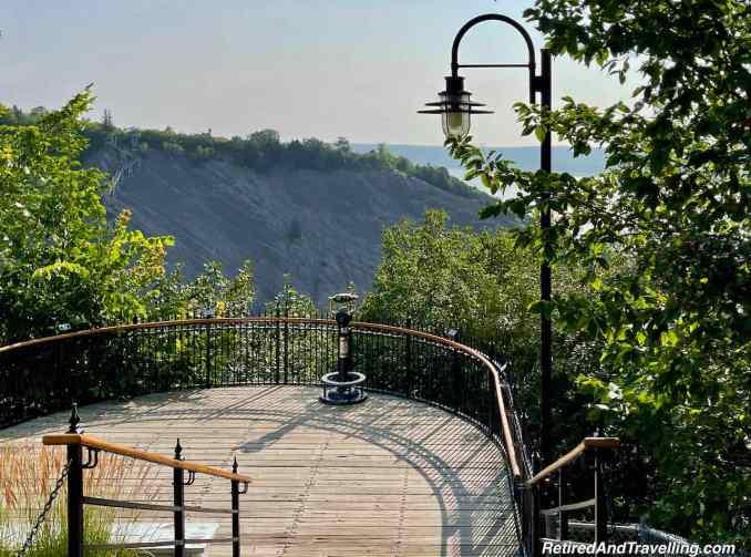 Manoir Viewing Platform - Views Of Montmorency Falls Outside Quebec City Canada.jpg